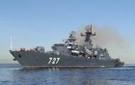 Росія посилила ескадру в Середземному морі