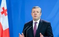 Премьер Грузии покинул пост главы правящей партии