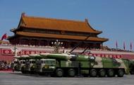 Китай прийняв на озброєння нові балістичні ракети