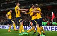 Арсенал в большинстве упустил победу над Атлетико
