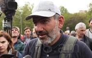 Лидер протестов в Армении согласился на переговоры с властью