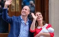 СМИ сообщили вероятное имя сына Кейт Миддлтон и принца Уильяма
