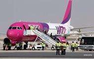 Wizz Air открывает три новых рейса из Киева