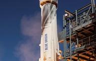 Blue Origin испытала суборбитальную ракету