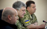 Порошенко дал старт новой операции на Донбассе