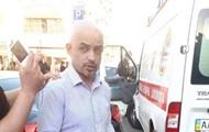 Мустафу Найема избили в центре Киева
