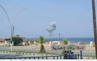 В Сирии разбился истребитель РФ