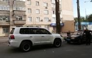 Под Киевом ограбление со стрельбой, пострадал полицейский