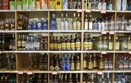 В Украине резко сократилось производство водки