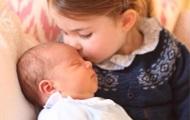 Королевская семья опубликовала фото принца Луи