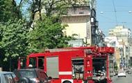 В Киеве горел ресторан: есть пострадавшие