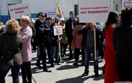 В России закрыли каждый третий ТЦ: предприниматели вышли на протесты