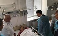 Состояние госпитализированных в Черкассах детей стабильное - Гройсман
