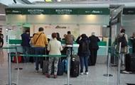 В Италии из-за забастовки диспетчеров отменили более 720 авиарейсов