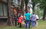 В Кривом Роге на параде потеряли сознание четыре человека