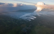 На Гавайях объявлена чрезвычайная ситуация