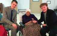 Скончалась старейшая жительница США
