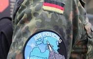 Германия не будет отзывать своих военных из Балтии