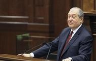 Сформировано новое правительство Армении