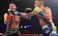 Ломаченко нокаутировал Линареса и стал чемпионом WBA в легком весе