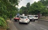 Масштабное ДТП во Львове: столкнулись семь авто