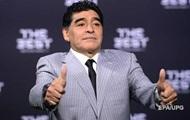 Марадона может возглавить белорусский клуб - СМИ