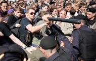 """В Москве оштрафовали """"казака"""" из Одесской области за избиение демонстрантов"""