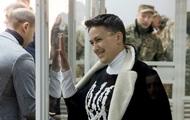 Савченко заявила, что написала Путину письмо