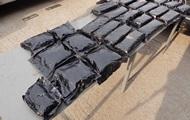 Пограничники изъяли у литовца 26 кило наркотиков