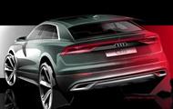 Audi показала тизер кроссовера Q8