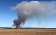 В РФ из-за взрывов снарядов перекрыта федеральная трасса
