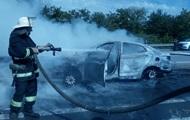 На одесской трассе ДТП с пожаром: есть жертвы