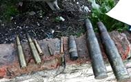 Под Харьковом у ветерана АТО нашли дома боеприпасы