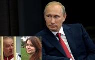 """""""Дай бог ему здоровья"""": Путин о выздоровлении Скрипаля"""