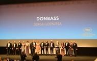 Фильм Донбасс получил премию в Каннах