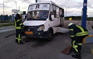 В Кропивницком прогремел взрыв на АЗС, есть пострадавшие