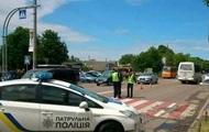 У Борисполі автобус збив двох дівчаток