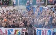 Бійка на матчі в Черкасах: 20 затриманих