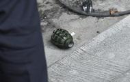 В России мужчина бросил гранату в военных