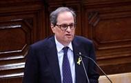 Мадрид отказался утверждать новое правительство Каталонии