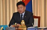 Премьер Монголии отменил визит в Россию