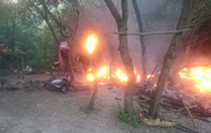 В Западной Украине во второй раз за месяц напали на лагерь цыган
