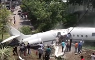 В Гондурасе при посадке развалился самолет