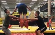 Трюки эстонских акробатов стали хитом Сети