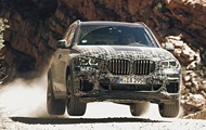 Кроссовер BMW X5 показали на официальном видео