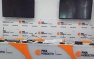 СНБО ввел санкции против РИА Новости