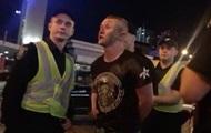 В Киеве хулиганы напали на болельщиков Ливерпуля