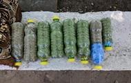 В Луганской области у линии разграничения нашли нарколабораторию