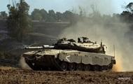 Два палестинца погибли после выстрела израильского танка