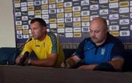 Шевченко: Футбольный матч Украина-Албания на грани срыва